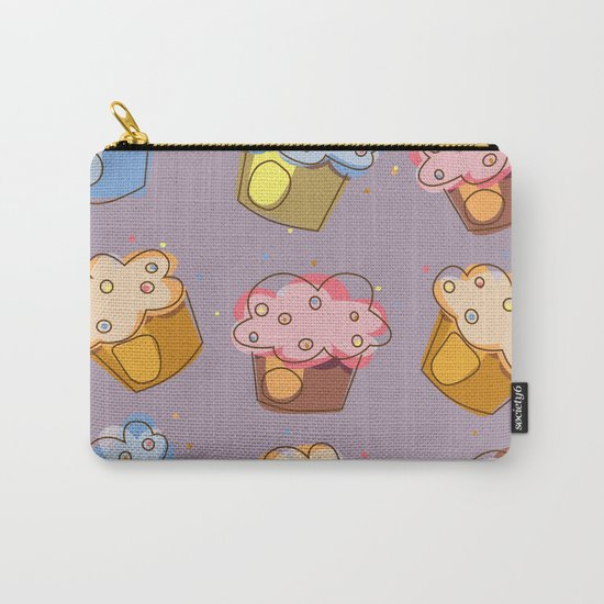 Muffins - pattern Carry-All Pouch