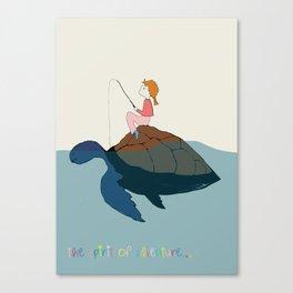Art for Kids Canvas Print