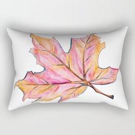 Leaf Brilliant Rectangular Pillow
