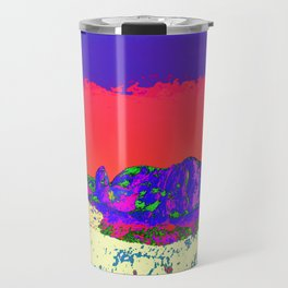 Sun mountains Travel Mug