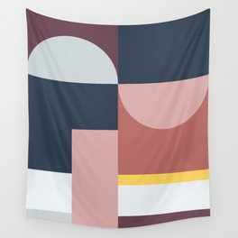 Abstract Geometric 05 Wall Tapestry