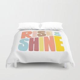 Rise & Shine Duvet Cover