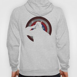 SuperHeroes Shadows : Captain America Hoody