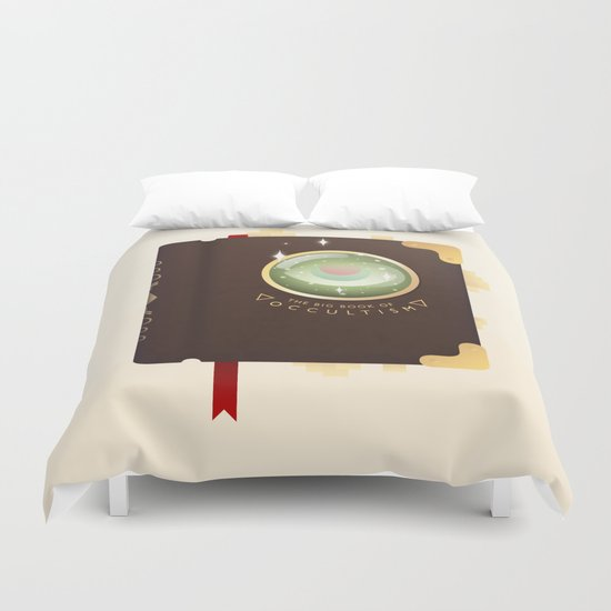 Occultism Duvet Cover