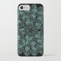 emerald iPhone & iPod Cases featuring emerald by Sproot