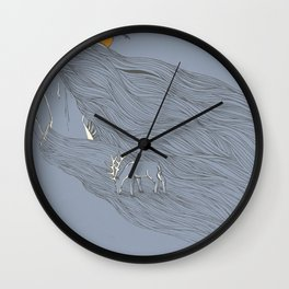 Howl River Wall Clock