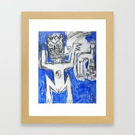 The Child of Grace Framed Art Print