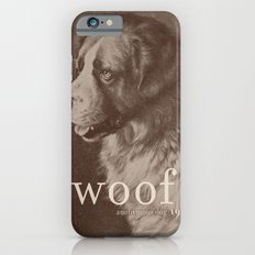 Famous Quotes #1 (anonymous dog, 1941) Slim Case iPhone 6s