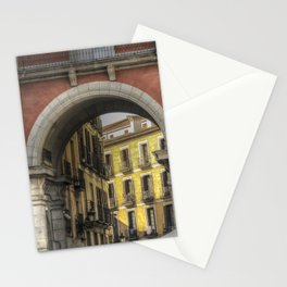 Ancient Madrid #4 Stationery Cards