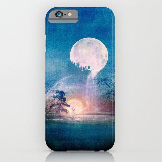 Moon Above, Sun Below iPhone & iPod Case