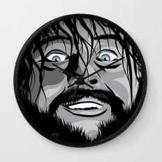 WWE - Bray Wyatt Wall Clock