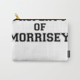 Property of MORRISEY Carry-All Pouch