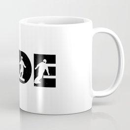 Ride   Snowboarder Snwoboarding Gift Ideas Coffee Mug