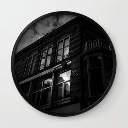 Amsterdam Building N° 006 Wall Clock