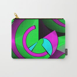 2D - abstraction -2b- Carry-All Pouch