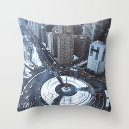 I've Located The Rebel Base, Lord Vader Throw Pillow