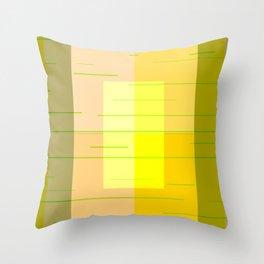 The Rise of Little Sun Throw Pillow