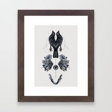 The Panoply Plate 02 Framed Art Print