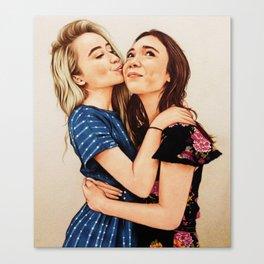 Rowbrina Canvas Print