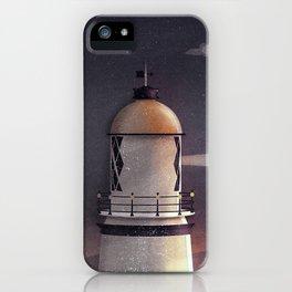 Sea of Light iPhone Case
