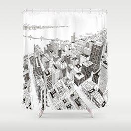 San Francisco 2 Shower Curtain