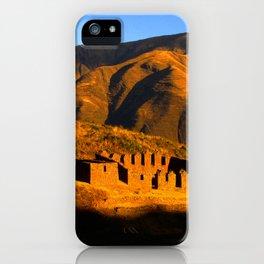 Fin del Dia iPhone Case