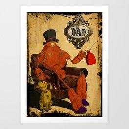 Dieselpunk Art Prints Society6