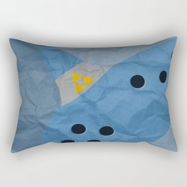 Hyrule Rulez #002 Rectangular Pillow