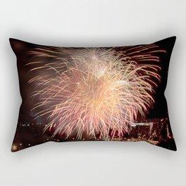 Firework collection 11 Rectangular Pillow