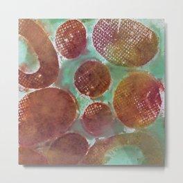 Abstract No. 329 Metal Print