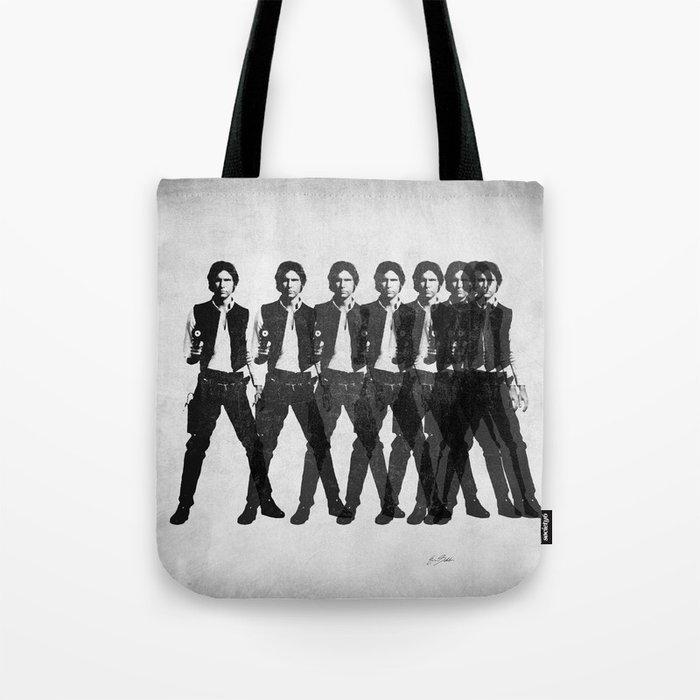 Octo Harrison  Tote Bag