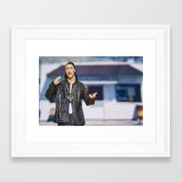 napoleon dynamite Framed Art Prints featuring Napoleon Dynamite by TJAguilar Photos