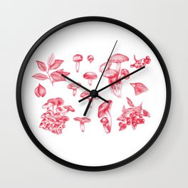 Wild things 1# Wall Clock