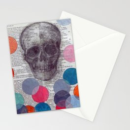 Enter Ghost Stationery Cards