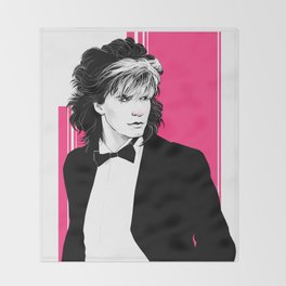 John Taylor, Duran Duran Throw Blanket