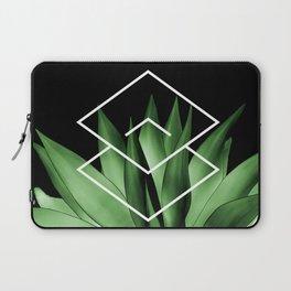 Agave geometrics III Laptop Sleeve