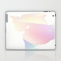 Colorful Horse Silhouette By Annie Zeno Laptop & iPad Skin