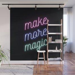 Make More Magic Wall Mural