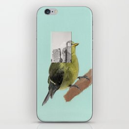 Are we born free? iPhone Skin