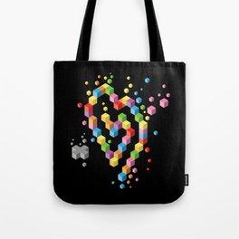 Geek Heart Tote Bag