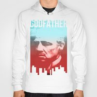 godfather Hoodies featuring GODFATHER - Do I have your Loyalty? by Bright Enough💡