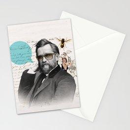 Galã Nouveau Stationery Cards