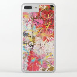 The Radiant Child Clear iPhone Case