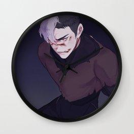Shiro - Pre-Voltron Wall Clock
