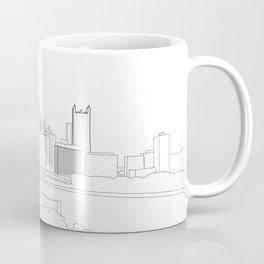 Pittsburgh Doodle Coffee Mug