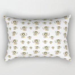 Happy Owls Rectangular Pillow
