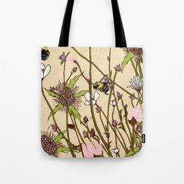Wild Flowers Part 2 Tote Bag