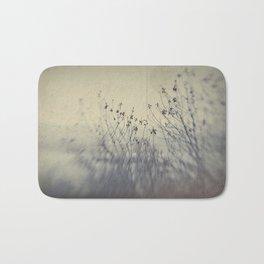 Winter bloom Bath Mat