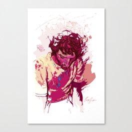 Digital Drawing #12 Canvas Print