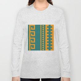 Indian Designs 156 Long Sleeve T-shirt